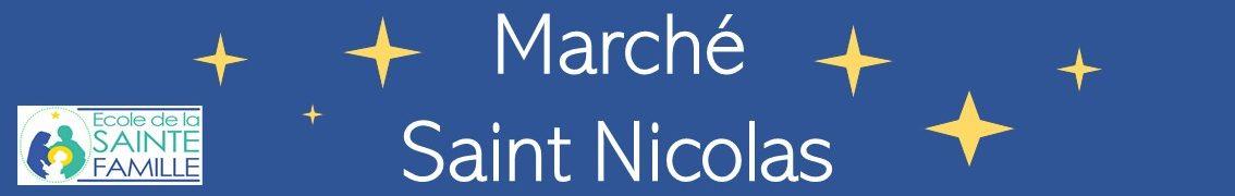 Marché Saint Nicolas